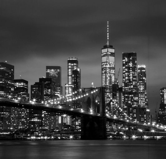 Mehmet Özcan | Brooklyn Bridge - New York